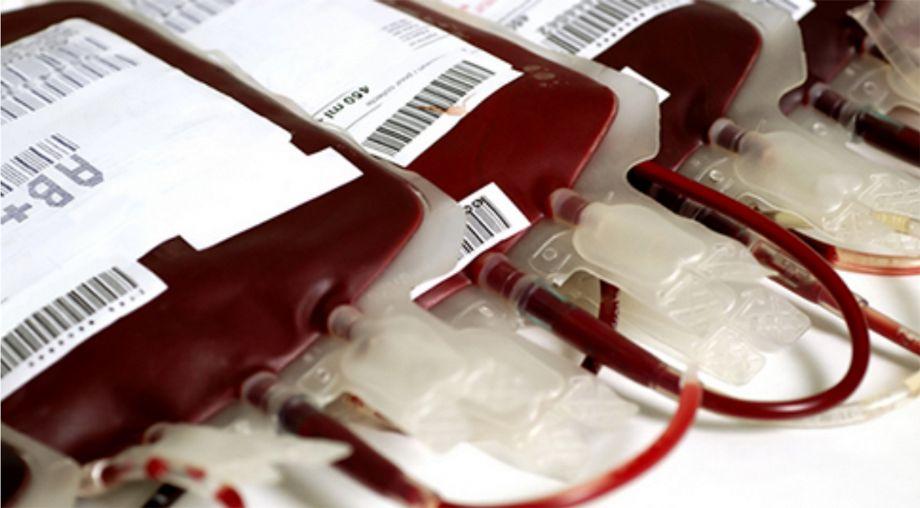 Etiqueta Identificação de Bolsa de Sangue